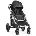 Baby Jogger jalutuskäru City Select Onyx Black