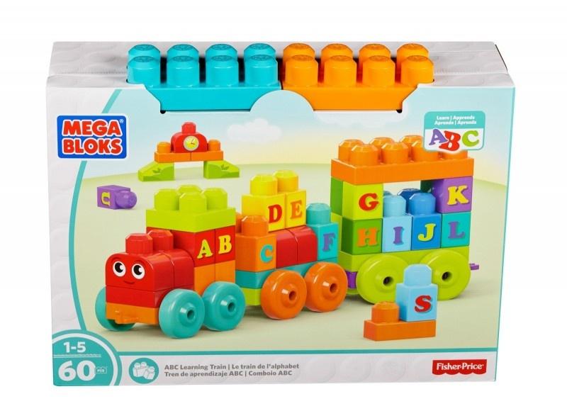 76454b1ce4f Mega Bloks klotsid Train ABC - Mänguklotsid ja -konstruktorid - Lapsed -  Digizone