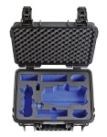 B&W kohver Copter Case Type 3000/B must with DJI Mavic Pro Inlay