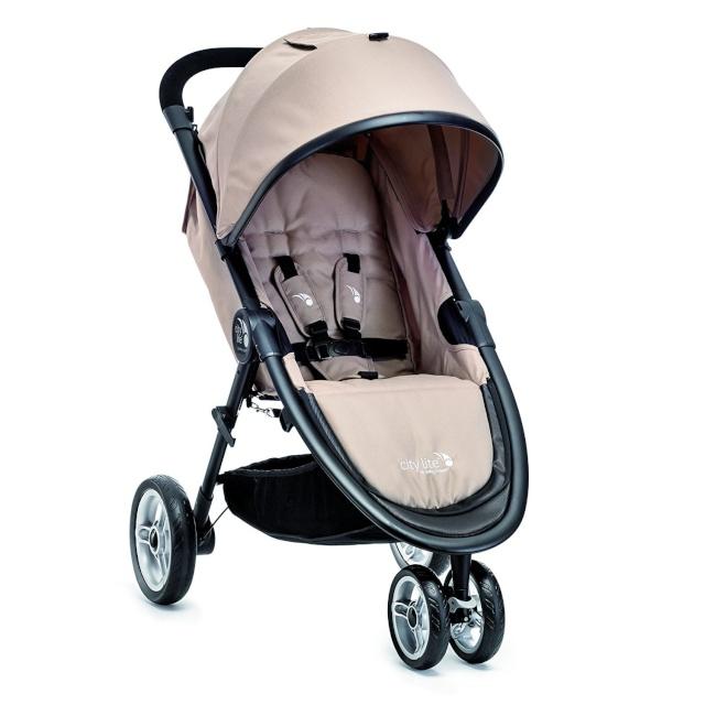 98b34e16744 Baby Jogger jalutuskäru City Lite Tan (1980017)