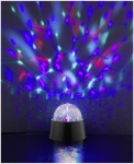 Wofi laualamp LED Disco Table Lamp MAGIC 3W integrated with Motor