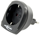 Ansmann Travel Plug EU to IT
