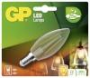 GP Lighting LED-lambipirn Filament Candle E14 2W (25W) 250 lm