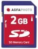 AgfaPhoto mälukaart SD 2GB