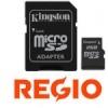 Regio Eesti teed v2.04 NT kaart mälukaardil