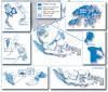 Garmin Kagu-Aasia teede kaart Garmini seadmetele