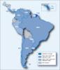 Garmin Lõuna-Ameerika mälukaart