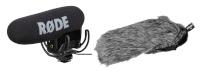 Rode mikrofon VideoMic Pro Rycote + tuulekaitse DeadCat