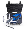 B&W kohver Copter Case Type 6000/B with GoPro Karma Inlay, must