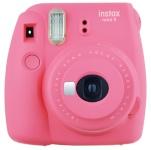 Fujifilm polaroid kaamera Instax Mini 9 Flamingo Pink, roosa