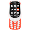 Nokia mobiiltelefon 3310 Dual SIM Warm Red ENG