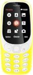 Nokia mobiiltelefon 3310 Dual SIM Yellow ENG