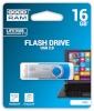 GOODRAM mälupulk TWISTER 16GB sinine USB2.0