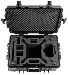 B&W kohver Copter Case Type 6700/B must + DJI Phantom 4 Pro Inlay