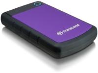 "Transcend kõvaketas StoreJet 25H3P 1TB 2.5"" USB 3.0"