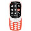 Nokia mobiiltelefon 3310 Dual SIM Warm Red EST