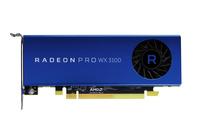 AMD videokaart Radeon Pro WX 3100 4GB GDDR5