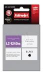 Activejet tindikassett AB-1240BR (Brother, LC1240BK/1220BK premium 12,5ml must)