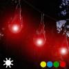 BGB Solarvalgusti (pakis 4 pirni) Värvus Punane