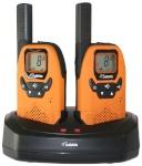DeTeWe raadiosaatja Outdoor 8000 Duo Case PMR Walkie Talkie