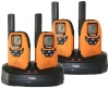 DeTeWe raadiosaatja Outdoor 8000 Quad Case PMR Walkie Talkie