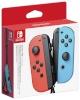Nintendo mängupult Switch Joy-Con Neon punane / Neon sinine