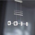 WOFI dekoratiivlamp LED Pendant Light DAVIS 4lmp 5W integrated 400lm