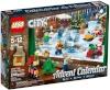Lego advendikalender City Advent Calendar 2017 (60155)