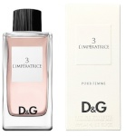 Dolce & Gabbana L´imperatrice 3 EDT 100ml, naistele