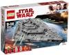 Lego klotsid Star Wars First Order Star Destroyer (75190)