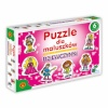 Alexander pusle Girls Puzzle For Little Ones 6-osaline