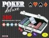 Albi pokkerikomplekt Deluxe 200 žetooni