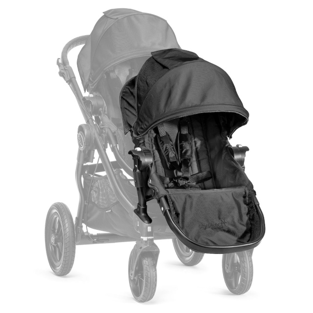 13284b375c0 Baby Jogger lisaiste Second Seat Kit City Select Black