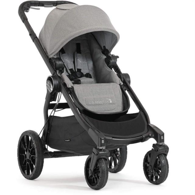 2ed8a99b19f Baby Jogger jalutuskäru City Select LUX, Slate - Lastevankrid ja  jalutuskärud - Lapsed - Digizone