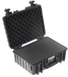 B&W kohver Outdoor Case Type 5000 must + pre-cut foam
