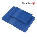 Bradley froteerätik 50x70 cm, sinine