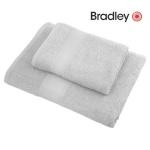 Bradley froteerätik 50x70 cm, helehall