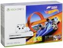 Microsoft mängukonsool Xbox One S 500GB + Forza Horizon 3 + Hot Wheels