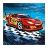 Herlitz salvrätikud 33x33/20 Super Racer